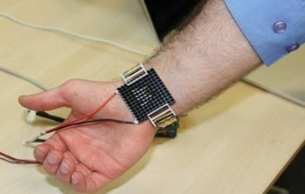 energie sparen armband © MIT (Massachusetts Institute of Technology)